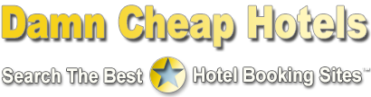 Damn Cheap Hotels ★ Cheap Hotels ★ Cheap Rooms