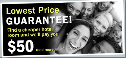 Hotel Booking Lowest Price Guarantee